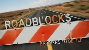 roadblocks dr hagmeyer