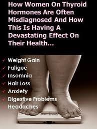 misdiagnosed on thyroid hormones