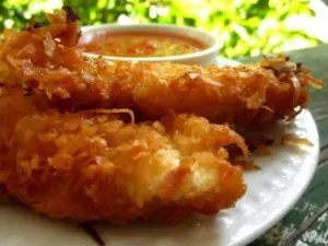coconut Breaded Cod