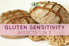 Gluten Sensitivity Affects 1 in 3 Bread Image