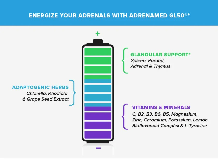 AdrenaMed GL50 - 90c 3