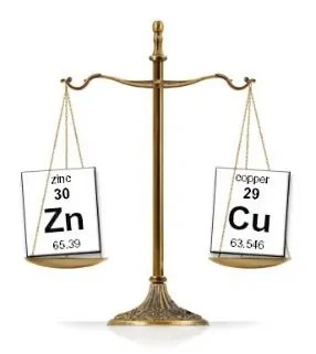 Image result for zinc and copper balance