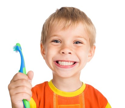 Menyikat Gigi Anak- Global Estetik Dental Care