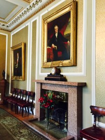 Sir Walter Scott room, Royal Society of Edinburgh