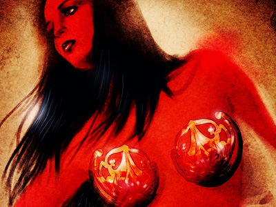 Dejah Thoris on Dribbble