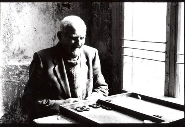 Backgammon Man (Tripoli) 1996
