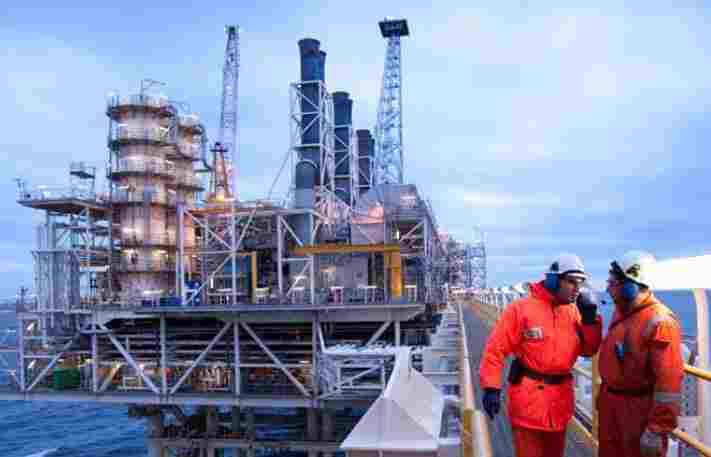 Salary Oil And Gas Industri