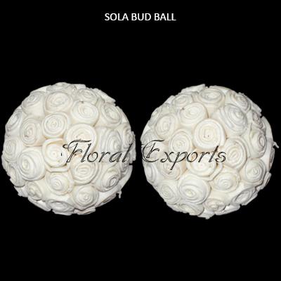 Sola Bud Ball Natural-Sola Balls