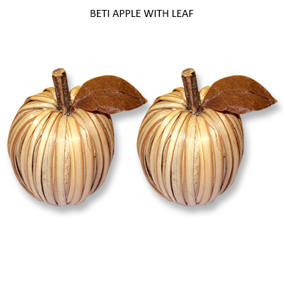 Beti Apple with LVS - Dried Flowers Wholesale