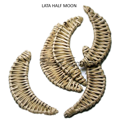 LATA HALF MOON - Safe Fun Bird Toys