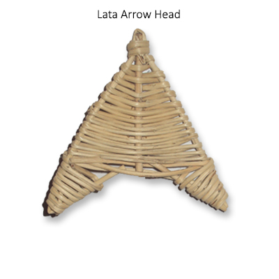 Lata Arrow Head - Wholesale Bird Toys Parts