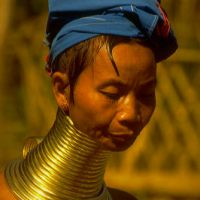 Padaung, the Long-Neck Women
