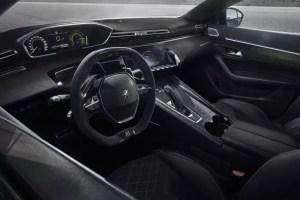 بيجو 508 GT MAX من الداخل