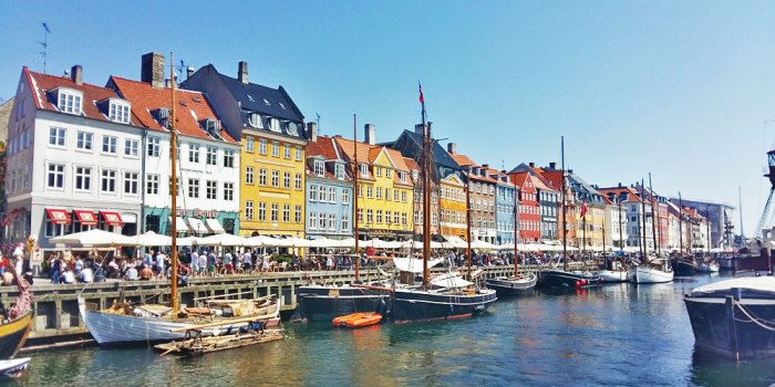 Travel guide to Copenhagen - Drifter's Guide to the Planet