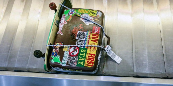 Long-term Travel With Only a Carry-on