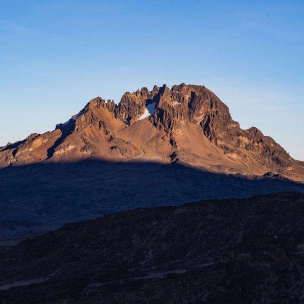 Kilimajaro Mountain