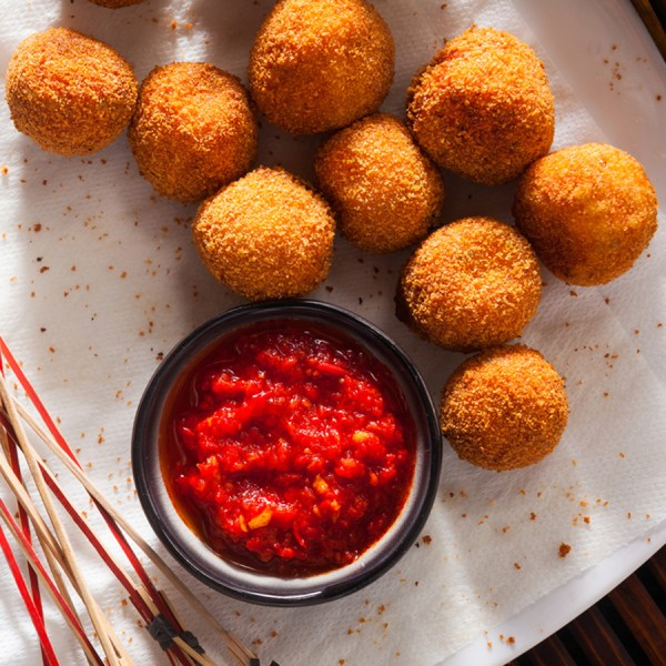 Eating Rome Fried Risotto Drifters guide