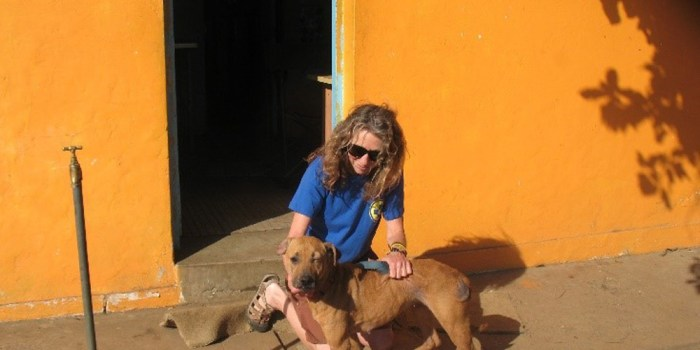 Karen Menczer Founder & Director of Animal Kind International