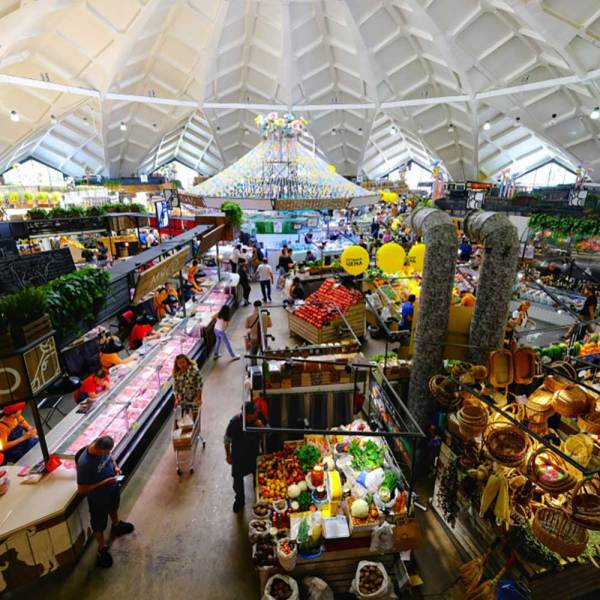 Moscow Food Tour Experience