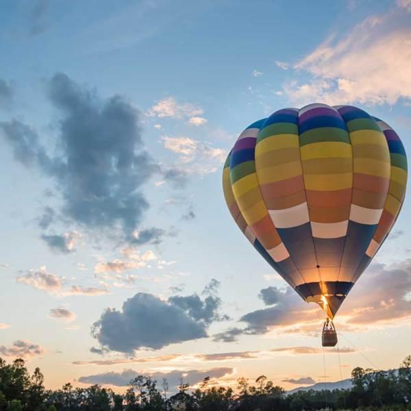Kiev Hot Air Balloon Tour