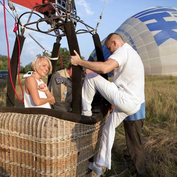 Ukraine Hot Air Balloon Tour