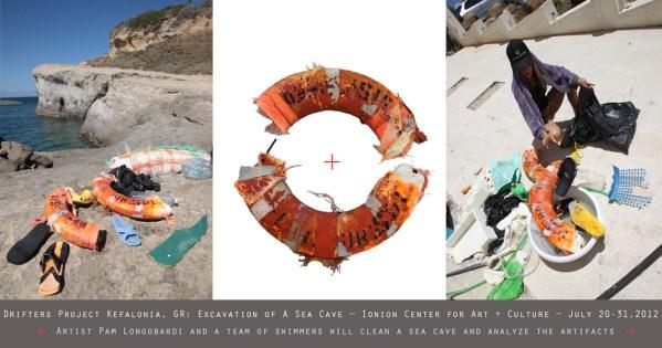 Drifters Project Phase II, Kefalonia July 2012