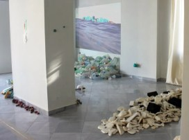 Installation view, Phase 1