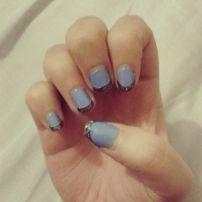 Seveteen nail sticker tips