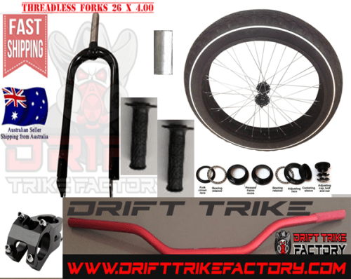 Fat Bike Front End Kit