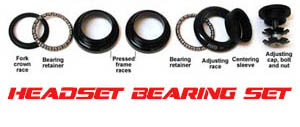 Fat Bike Bearing Kit