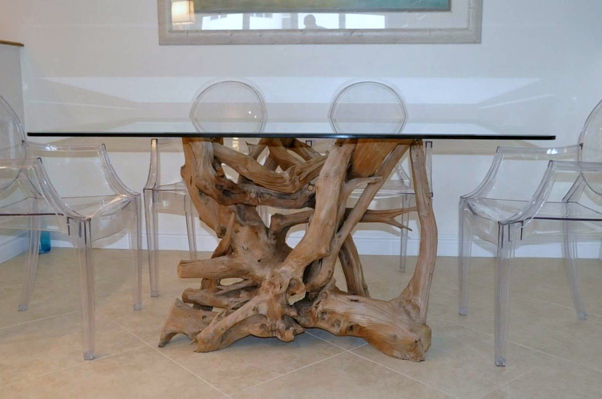 Driftwood Decor Custom Driftwood Furniture