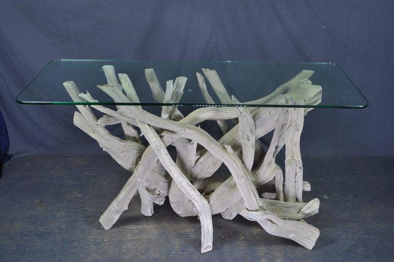 driftwood-glass-sofa-table