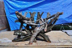driftwood dining base