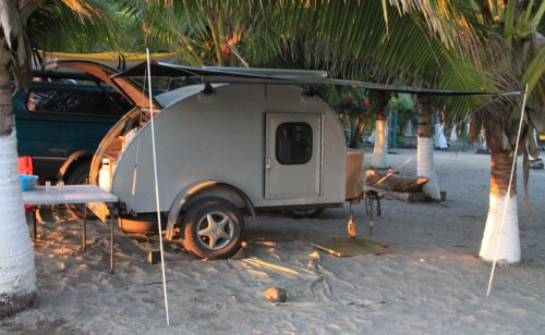 Missing: One teardrop trailer. May contain a piece of my heart.