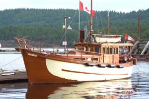 'Fifer Lady' built in Fife Scotland in the 1930's and shipped to Victoria