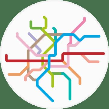 CGN Mini Metro Map