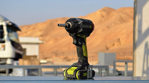 compact cordless drill
