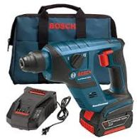 Bosch RHS181K 18-Volt Compact Rotary Hammer
