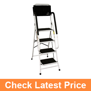 Miraculous Best Step Ladders In 2019 Top Durable Lightweight Models Ncnpc Chair Design For Home Ncnpcorg