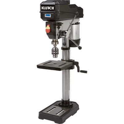 Klutch 12in. Bench Mount Drill Press