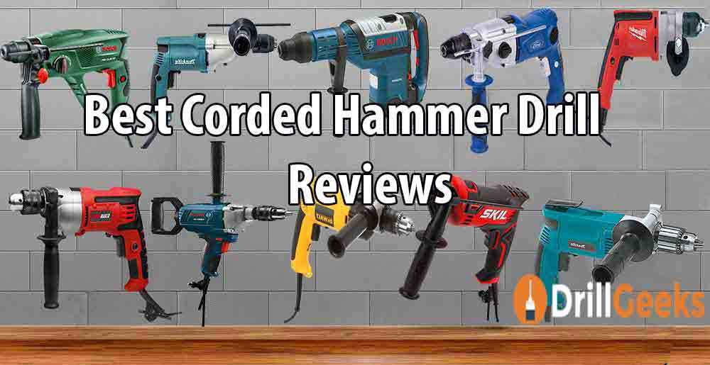 Best-corded-Hammer-Drill