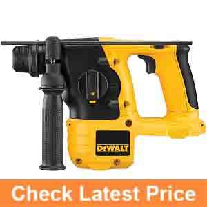 DEWALT-Bare-Tool-DC212B-Cordless-SDS-Hammer-