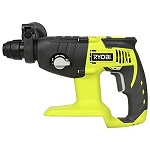 Ryobi P221 18-Volt ONE+ SDS-Plus Rotary Hammer Drill (2)