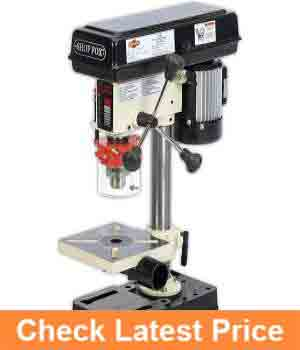 Shop-Fox-W1667-12-HP-8-12-Inch-Bench-Top-Oscillating-Drill-Press,