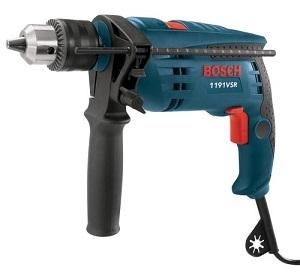 Bosch 1191VSRK 120-Volt 12-Inch Single-Speed Hammer Drill