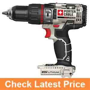PORTER-CABLE-PCC620B-20V-MAX-Lithium-Ion-Hammer-Drill