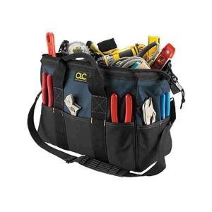 CLC-Custom-Leathercraft-1165-Large-BigMouth-Bag,-22-Pocket-Backpack