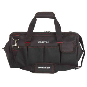 WORKPRO-W081023A-Close-Top-Storage-Tool-Bag,-18,-BlackRed