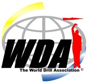 World Drill Association, drill team, squad drill, regulation drill