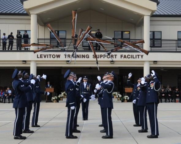 USAF DT at Keesler 2013